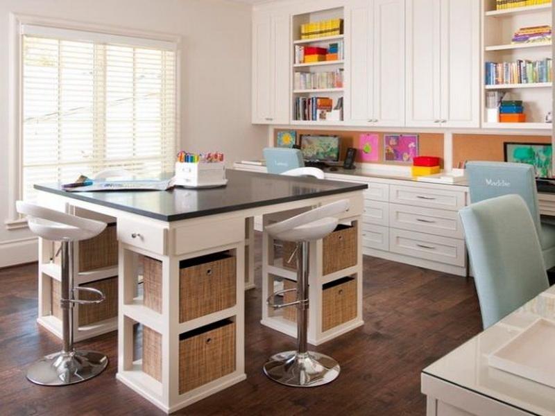 beautiful-design-craft-room-furniture